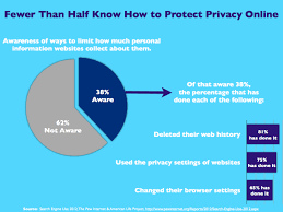 privacy and the internet communication strategies for emerging media pew internet privacy chart