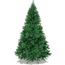 Holiday Time Pre-Lit 7.5' Green Flocked Birmingham Fir Artificial Christmas  Tree, Clear Lights - Walmart.com
