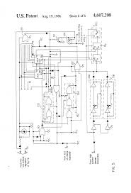 patent us4607208 battery charger google patents schumacher battery charger switch at Schumacher Battery Charger Parts Diagram