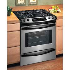 slide in or freestanding gas range intended for popular property stoves ideas slide in stove r49