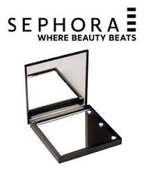 sephora compact mirror. image is loading sephora-light-up-led-compact-mirror-to-go- sephora compact mirror h