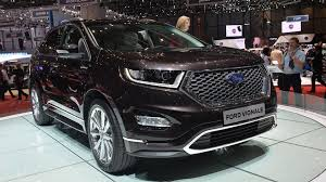 2018 ford usa. wonderful usa 2018 ford edge vignale price and release date usa inside ford