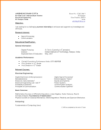 8 How To Write A Cv For Undergraduate Students Barber Resume
