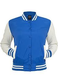<b>URBAN CLASSICS LADIES</b> LIGHT COLLEGE <b>JACKET</b>, Größe:XS ...
