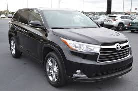 Pre-Owned 2014 Toyota Highlander Limited Sport Utility in Macon ...