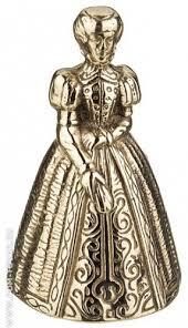 Купить <b>Колокольчик Stilars</b> «Дама», 6 х 10 см./Аксессуары для ...