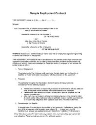 Nanny Contract Template Forms - Fillable & Printable Samples For Pdf ...