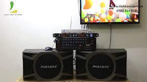 Review Loa hát karaoke Paramax D1000 new 2018 - Công suất khủng, âm thanh  hoàn hảo - YouTube