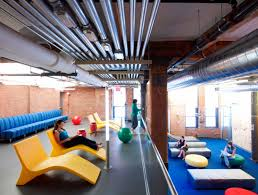 inside google headquarters slide. Inside New York City Office Why Your Workplace Stinks Timecom On Google Headquarters Slide