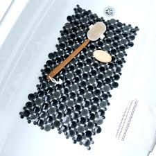 rubber shower matt black burst of bubbles mat in tub rubber bath mats with suction cups rubber shower matt large sea rubber bath mat