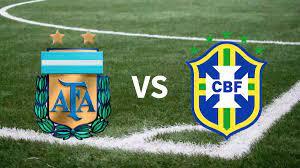 Brazil vs Argentina ...