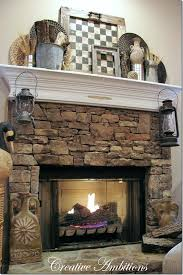 rustic mantels for fireplaces rustic fireplace