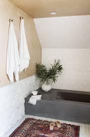 bath room porcelain tile floor ceramic tile wall drop in tub recessed
