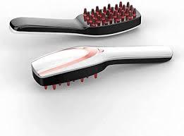 Hair Regrowth <b>Comb</b> Electric <b>Scalp Massage Comb</b> with USB ...