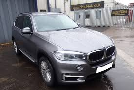 BMW 3 Series 2013 bmw x5 accessories : BMW X5 F15 2014-On Abs Side Steps Bars Running Boards Black Silver ...