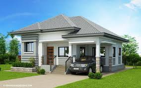 modern bungalow house plans best of begilda elevated gorgeous 3 bedroom modern bungalow house