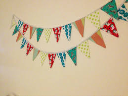 Fabric banners diy Tutorial Diy Fabric Pennant Banner Handmade And Homegrown By Mrs Diy Fabric Pennant Banner Handmade And Homegrown By Mrs