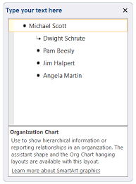 Microsoft Organization Chart How To Make An Org Chart In Word Lucidchart