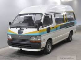 Used TOYOTA HIACE COMMUTER 1996 for sale | Stock | tradecarview ...
