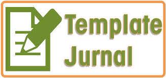 Hasil gambar untuk gambar template jurnal