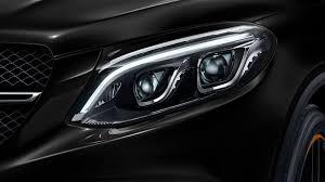 Mercedes Gle Led Intelligent Light System