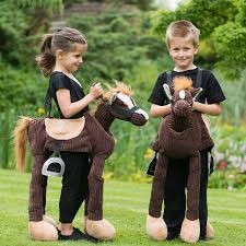 Pony Costume Ideas Childrens Ride On Pony Dress Up Costume Pony Costumes And