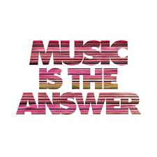 Joe Goddard - Music Is The Answer - hitparade.ch