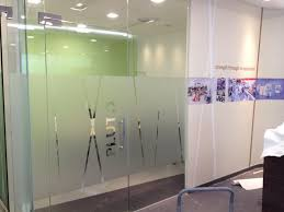 interior glass office doors. Office Glass Film Designs Doors Interior Sapphire T10 U All Gl 18x12 Double Exterior Wood With