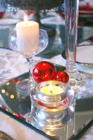 red and silver table decorations. The Best Home Design Red Amp Silver Christmas Table Setting Craft Thyme Picture Of And Decorations E