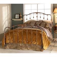 Nantucket Bedroom Furniture Nantucket Iron Bed By Wesley Allen Humble Abode