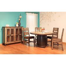 barrel dining chairs. Rustic Barrel Dining Room Set Chairs