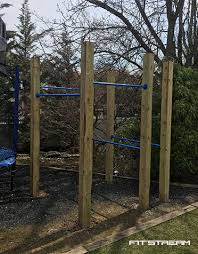 anthony pull up bar outdoor