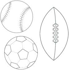 Free Sports Coloring Pages Free Printable Sports Coloring Pages Kids