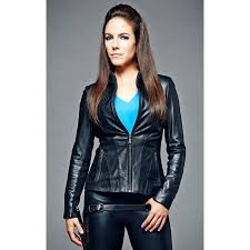 lost girl tv series anna silk as bo leather jacket