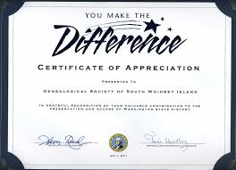 parenting certificate templates thank you certificates for volunteers thiscertificate signed by