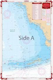 Noaa Chart 11452 Middle Keys To Sanibel Maxi Navigation Chart 3