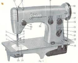 Viking 205 Sewing Machine