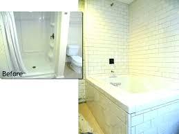 mosaic tile tub surround tile tub surround ideas subway lastly i tiled bathtub large trendy mosaic mosaic tile