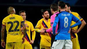 Watch barcelona live stream games. Napoli Vs Barcelona Football Match Summary February 25 2020 Espn