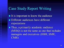 Write Online  Case Study Report Writing Guide   Resources Klariti