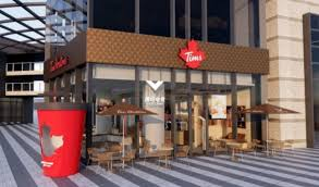 Online coffee shops usually supply their products in one of two ways: Redpeg Innovates Tencent And Tim Hortons To Open Esports Coffee Shops In China