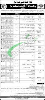 pof gov pk jobs application form 2016 online ordnance type in google search pof jobs
