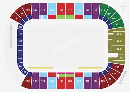 Tcf Stadium Seating Chart Mn United Stadium Seating Chart Minnesota United Fc Tcf Bank