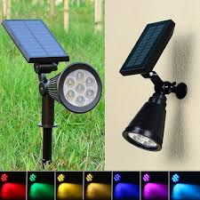 One Landscape Light Not Working Amazon Com Appreciis Solar Lights 2 In 1 Solar Powered 7