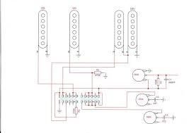 suhr hss strat 500k 250k schematic question