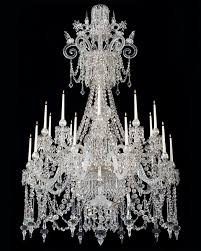 an extremely rare english early victorian chandelier of exceptional quality and