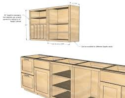 mounting cabinets in garage kitchen cabinet height above sink how to install upper over the range