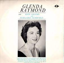 Glenda Raymond With Margaret Schofield And John Amadio – O Ravishing  Delight (1962, Vinyl) - Discogs