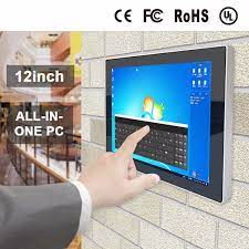 wifi touch screen monitor capacitive