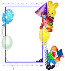 frame clipart happy birthday 14